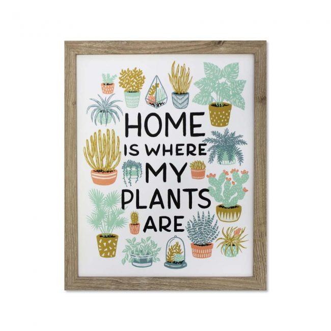 House Plants Print