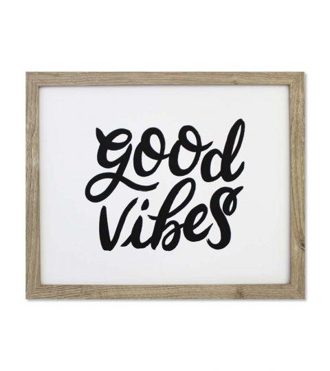 Good Vibes Print