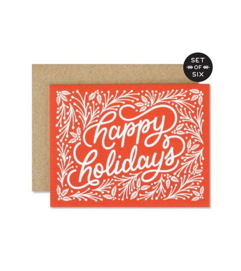 Happy Holidays Boxed Set