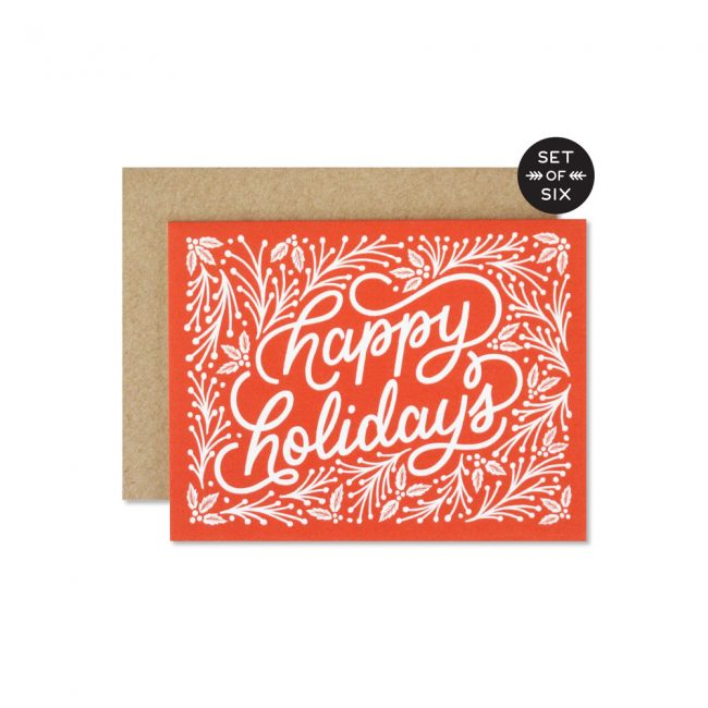 Happy Holidays Boxed Set