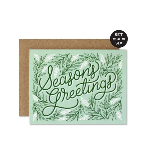 Season's Greetings Boxed Set