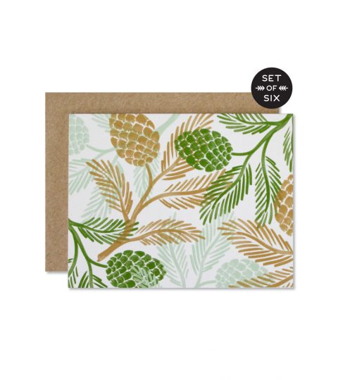 Winter Greens Boxed Set