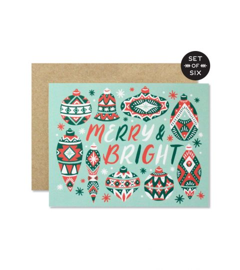 Merry And Bright Boxed Set