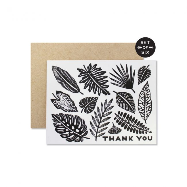 Thank You Leaves Boxed Set