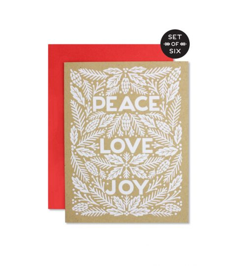 Peace Love Joy Boxed Set