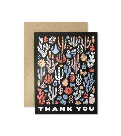 Thank You Cactus