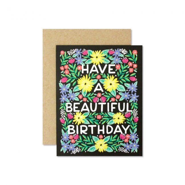 Beautiful Birthday