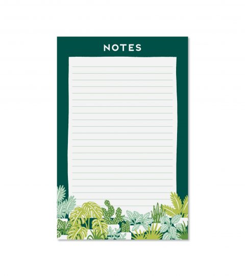 Plant Notepad