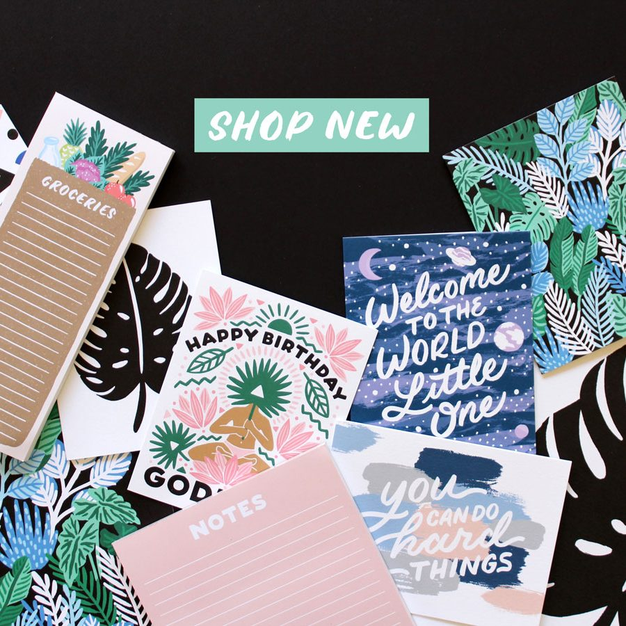 New Products From Wild Hart Paper