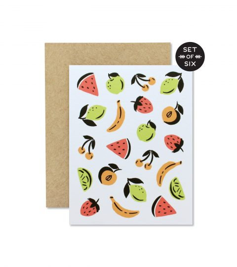 Juicy Fruits Boxed Set