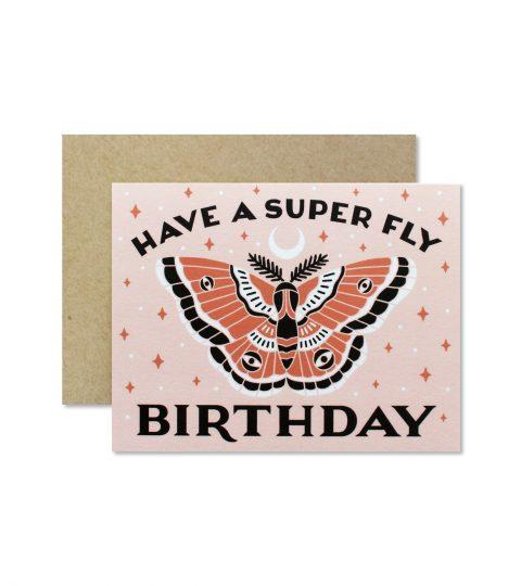 Super Fly Birthday